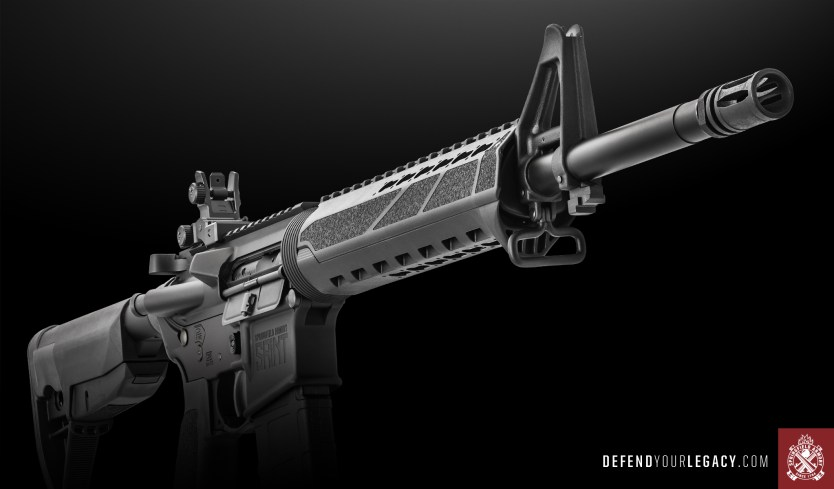 Springfield Armory® Announces The SAINT™ Personal Defense Rifle