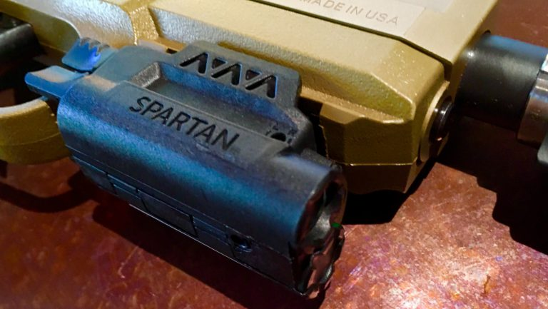 REVIEW: LaserMax Spartan Light/Laser Combo