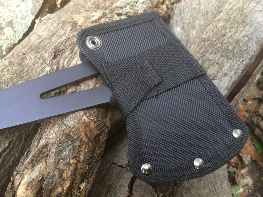 SOG Hand Axe   First Impressions