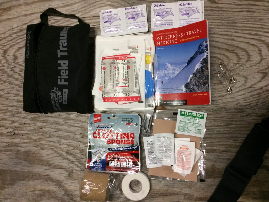 AMK Trauma Kit - Final Review