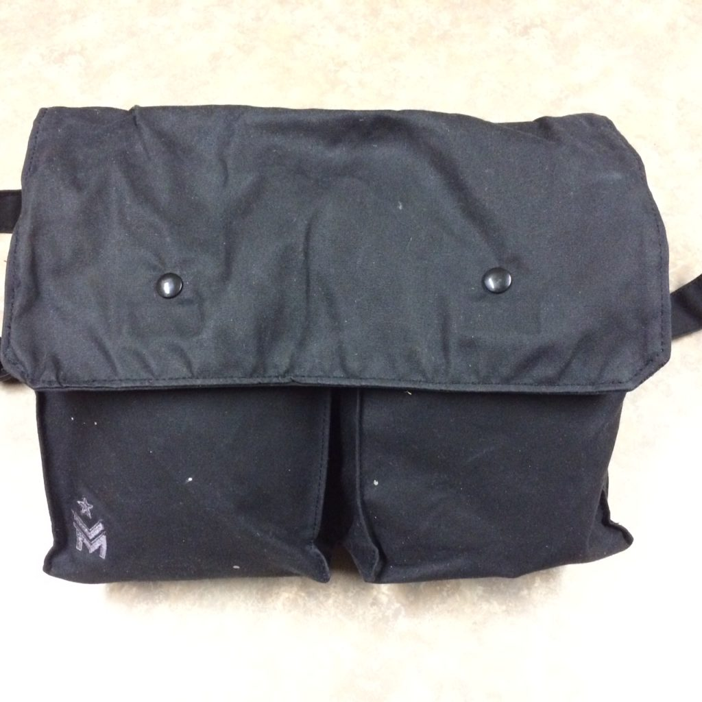 The Claymore Messenger Bag - First Review
