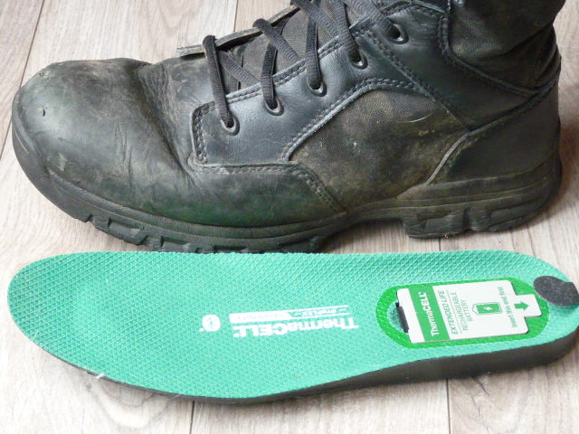 Thermacell Heated Insoles | First Impressions