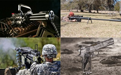 10 Epic Guns That Need To Be on Your Christmas Wish List