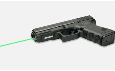 Federal Reserve Police to Use LaserMax Guide Rod Lasers