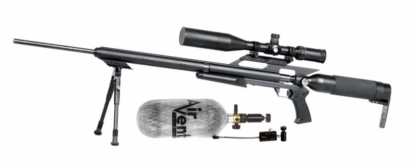 Big Bore Air Guns for Christmas: Did you say 50 cal? Arrows?