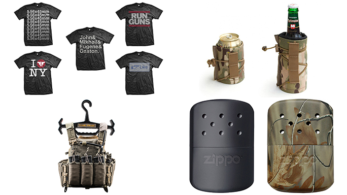 14 Non-Traditional 'Tactical' Stocking Stuffers