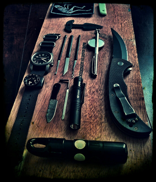 The Sicarii Assassins and the Emerson Persian Tactical Knife Design