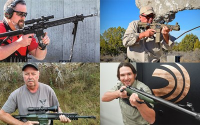 8 Industry Experts Pick Their Must-Have SHTF Gun