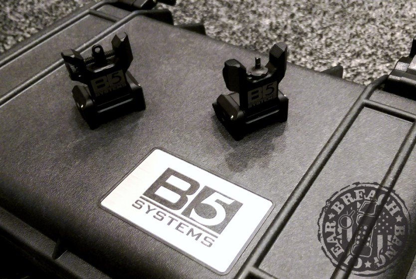 SHOT Show 2017: B5 Systems New Products