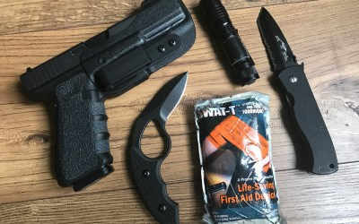 Mobility equals Survivability | Can you move with your EDC?