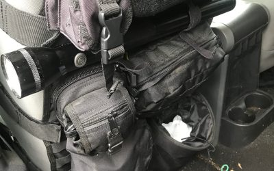 Vehicle Everyday Carry Loadout