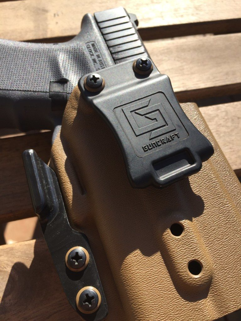 GUNCRAFT ARCANE IWB HOLSTER REVIEW: CONCEALED CARRY REFINED
