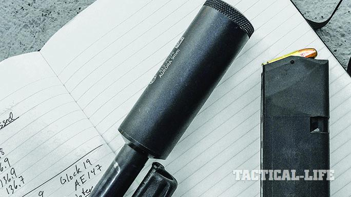 Covert Ops: Testing the Gemtech Aurora Suppressor