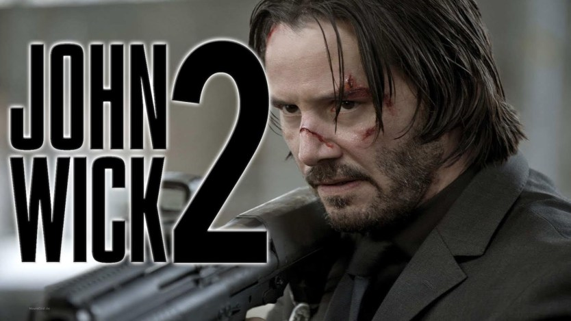 John Wick, Chapter 2, Glock and Benelli