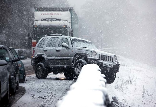 WINTER DRIVING: BEST PRACTICES AND SAFETY TIPS