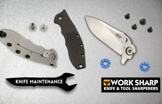 Knife Maintenance Month: Disassembly and Reassembly