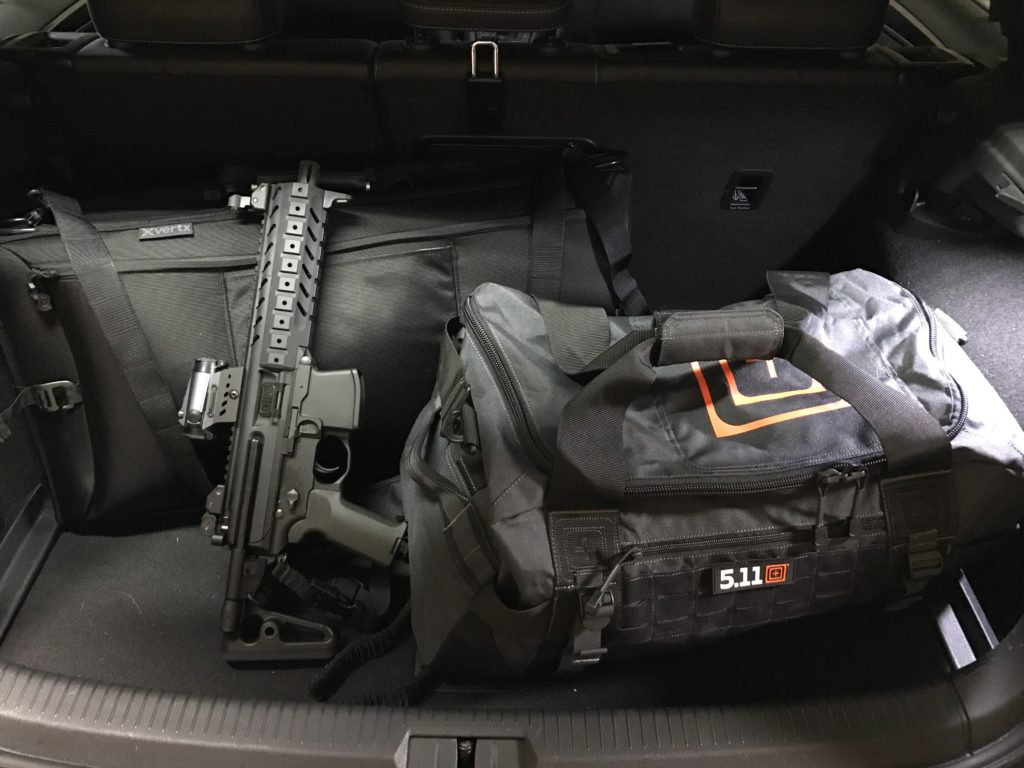5.11 Tactical NBT Duffel LIMA | Mini Review