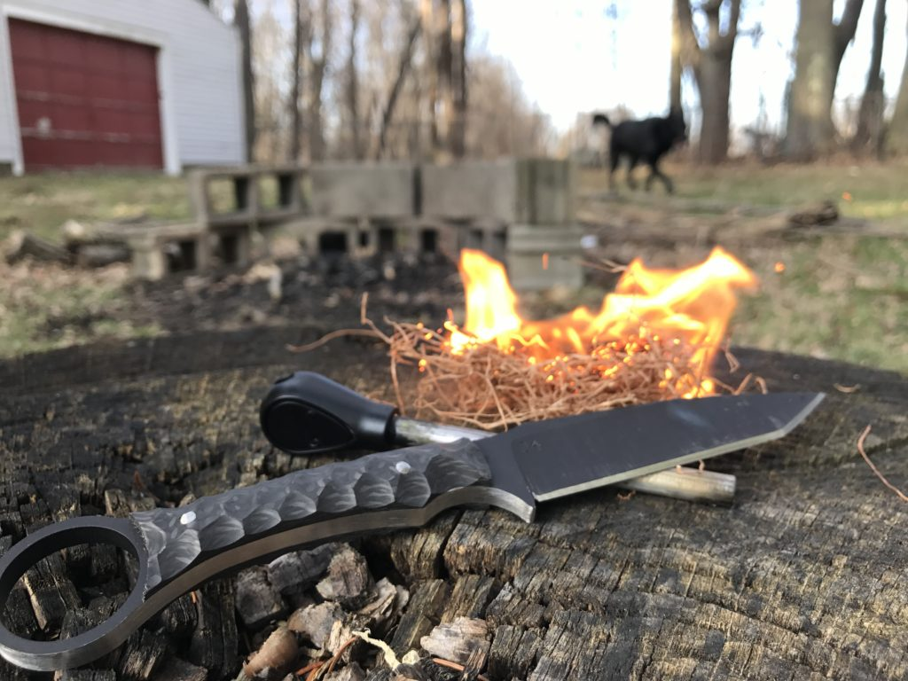 Toor Knives Serpent | Concealable Fixed Blade | Quick Look