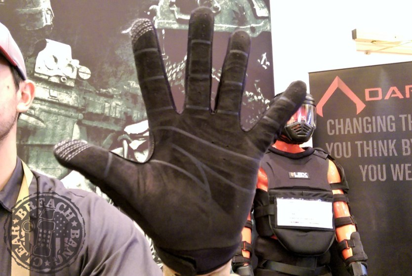 Line of Fire/Dynamis Alliance, Shooter's Glove