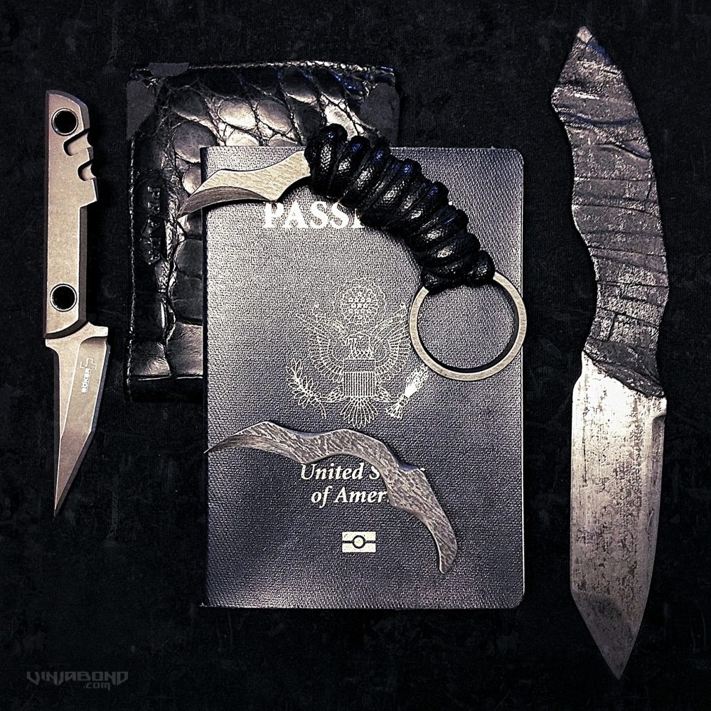 How to Travel With Knives Like a Vagabond