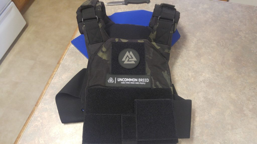 Uncommon Weight Vest - First Look