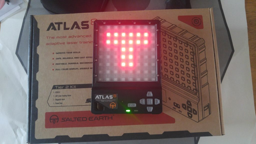 Atlas 8 System Review - Dynamic Dry fire