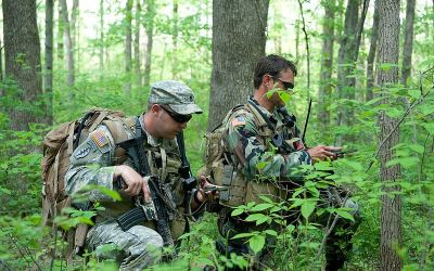 Passing SFAS – Land Navigation Tips for Finding Your Way in Hoffman