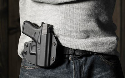What You Don't Want In A Paddle Holster