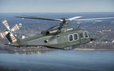 Boeing Submits the MH-139 to Replace Air Force Huey Helicopter