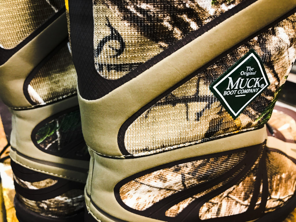 Muck Boots Pursuit Shadow Mid | Review
