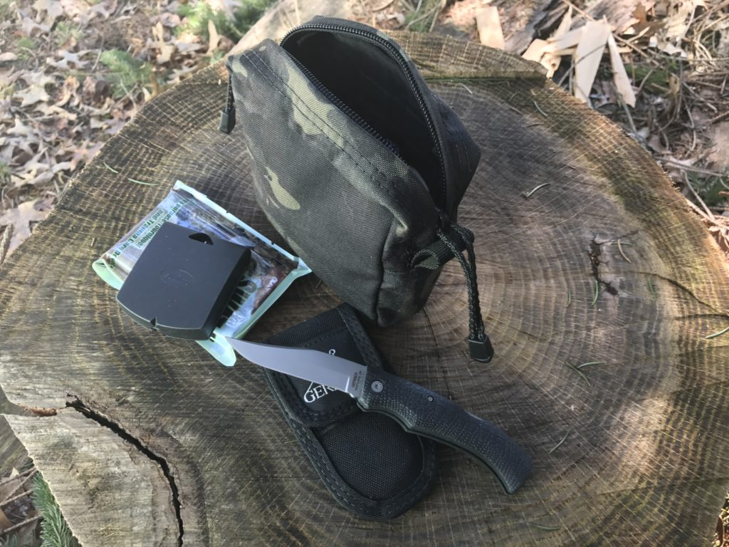 Tactical Assault Gear (TAG) Mini Utility Pouch
