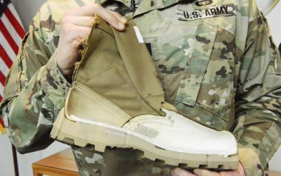 New Army Jungle Boot Gives 'Trench Foot' the Boot