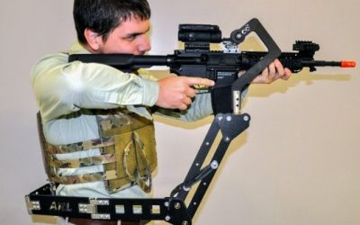 'Third arm' may lessen Soldier's burden, increase lethality