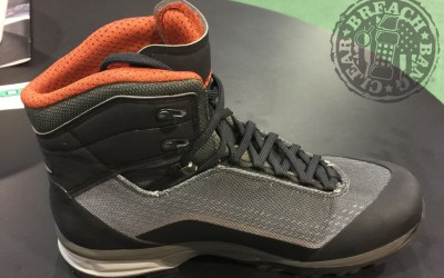 First Look: Iron GTX Mid from LOWA