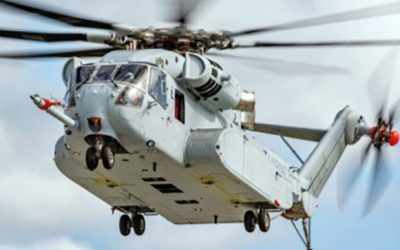 USMC's New CH-53K King Stallion Helicopter is Really, Really Expensive
