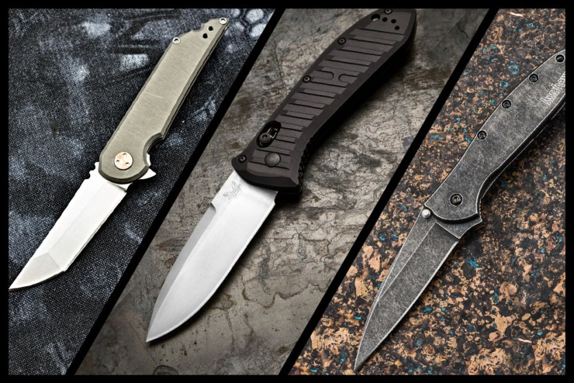 Keen Insight I – Folding Knives For Fun and Fighting