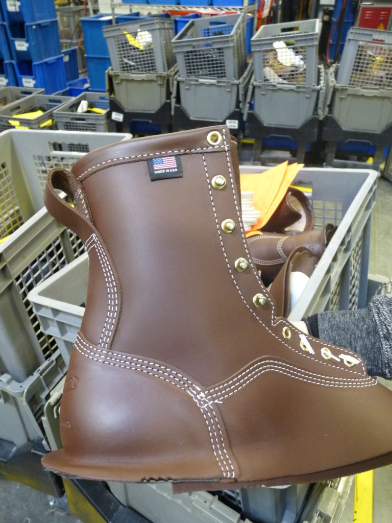 Danner Footwear | Factory Tour