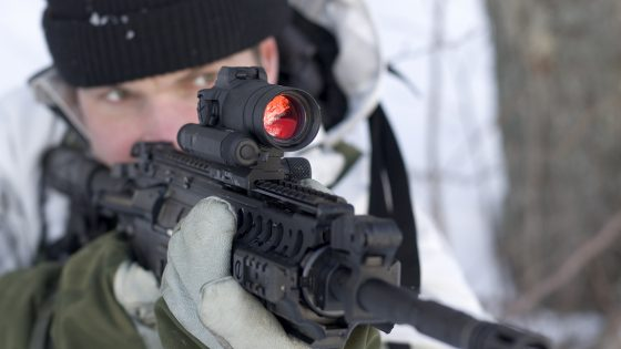 Congratulations! Aimpoint Receives U.S. Army Contract for Optical Sights!!