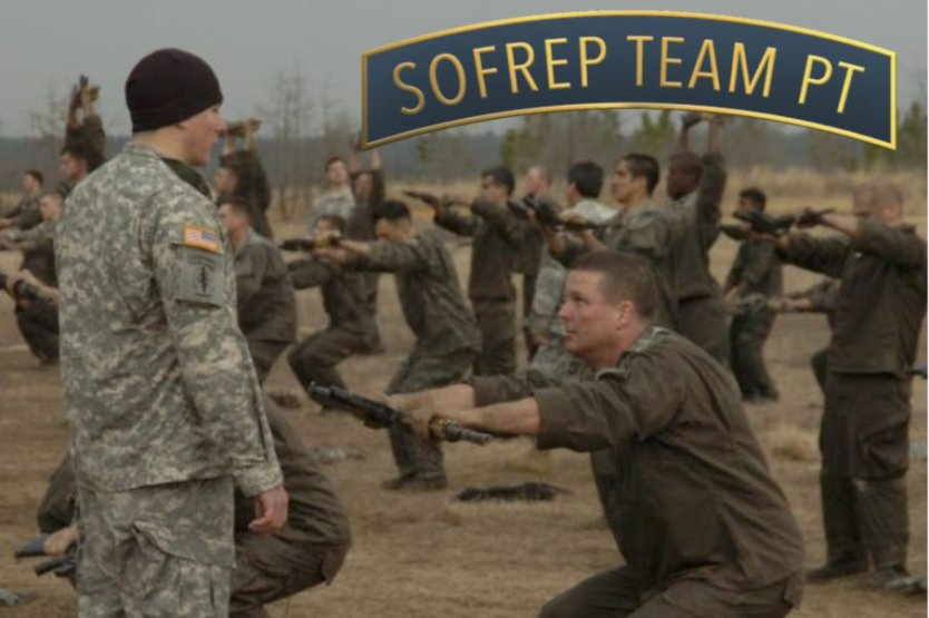 SOF Selection PT Preparation 3.30.2017