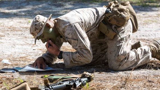 Marines: Its A Very Sacred Process, SCREENING FOR FUTURE SNIPERS