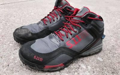 5.11 Tactical Range Master WP Shoes