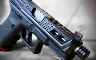 First Look: L2D Combat Parts for Glock