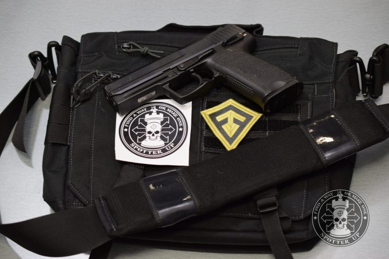 EDC Bag By First Tactical: Summit Side Satchel