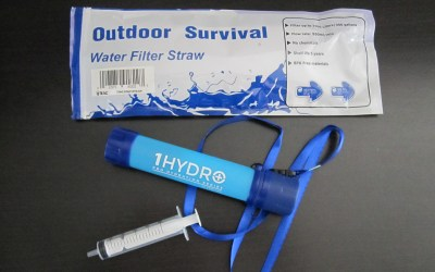 1TAC Outdoor Survival Water Filter Straw
