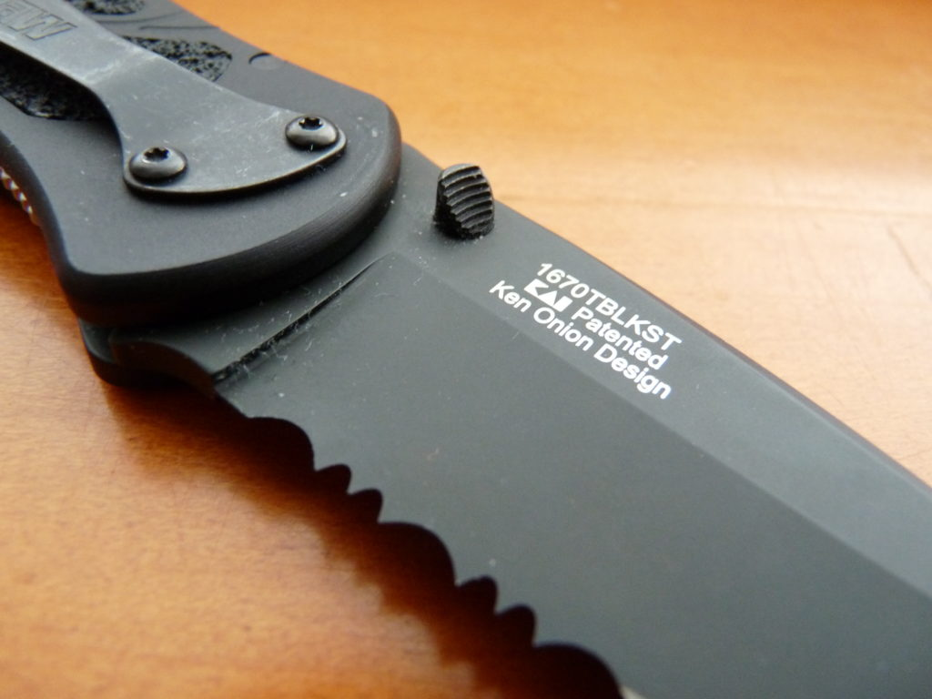 Kershaw Blur Tanto | EDC Excellence