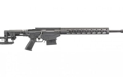 Ruger Precision Rifle Now Available in 5.56 NATO/.223 Rem