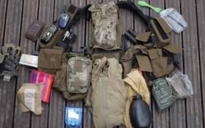 Weekend Adventure – A Walk In The Woods And A SAAV Loadout