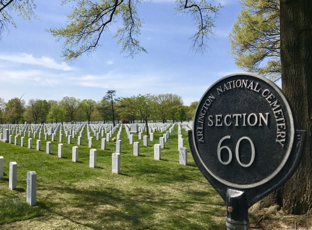 Arlington National Cemetery | A Soldiers Reflection