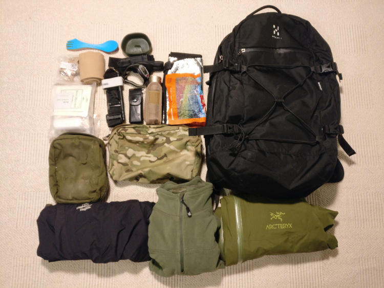 HAGLÖFS Backup 15 Backpack
