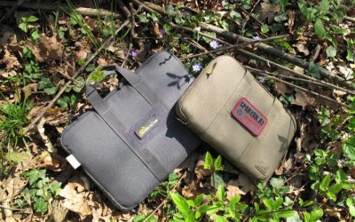 Review: Helikon-Tex Single and Double Pistol Wallet